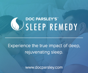 Doc Parsley's Sleep Rememdy